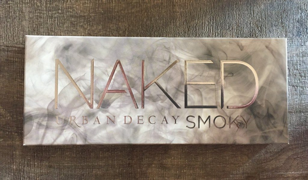 WARPAINT and Unicorns: Urban Decay Naked Smoky Palette